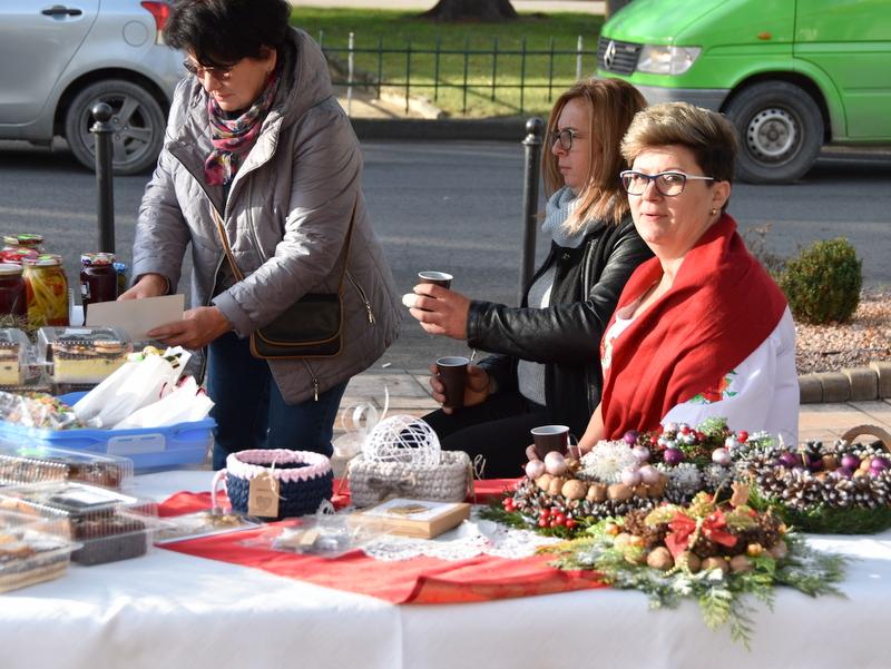 DSC 0388 Relacja z V Kiermaszu Bożonarodzeniowego w Dąbrowie Tarnowskiej