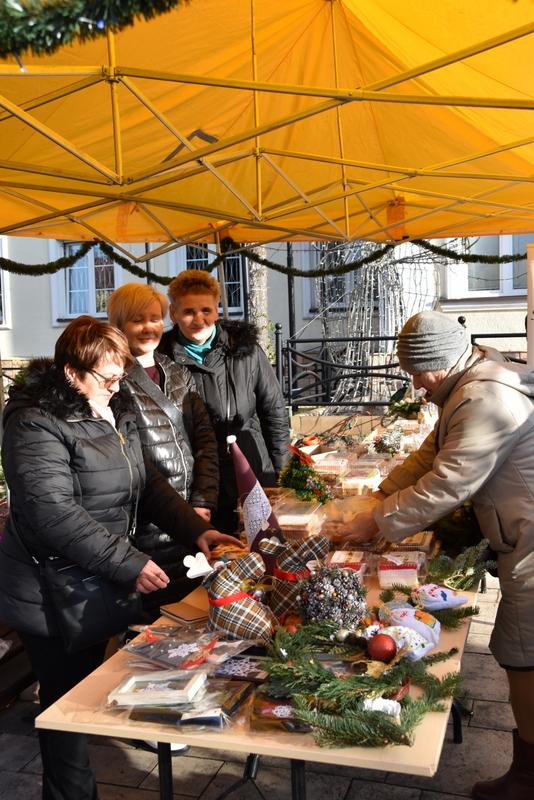 DSC 0391 Relacja z V Kiermaszu Bożonarodzeniowego w Dąbrowie Tarnowskiej