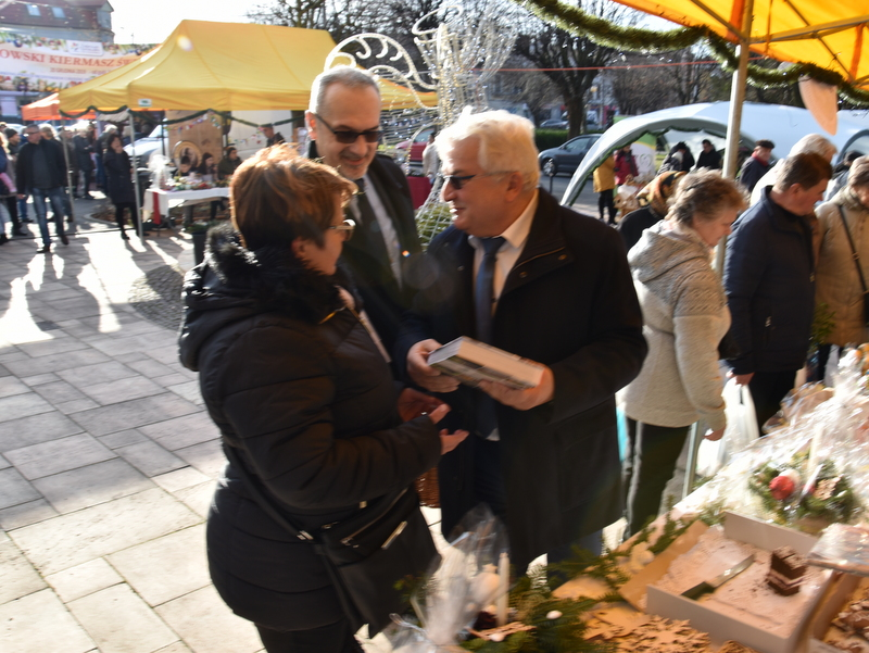 DSC 0403 Relacja z V Kiermaszu Bożonarodzeniowego w Dąbrowie Tarnowskiej
