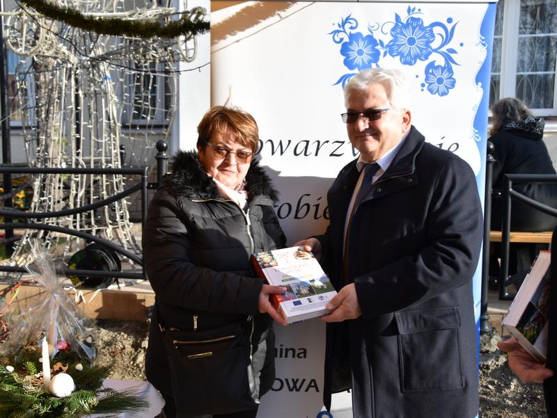 DSC 0409 Relacja z V Kiermaszu Bożonarodzeniowego w Dąbrowie Tarnowskiej