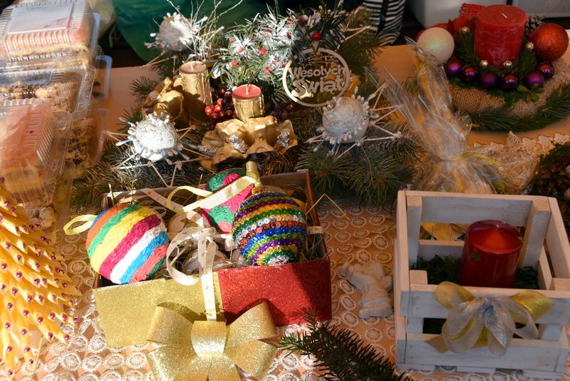DSC 0410 Relacja z V Kiermaszu Bożonarodzeniowego w Dąbrowie Tarnowskiej