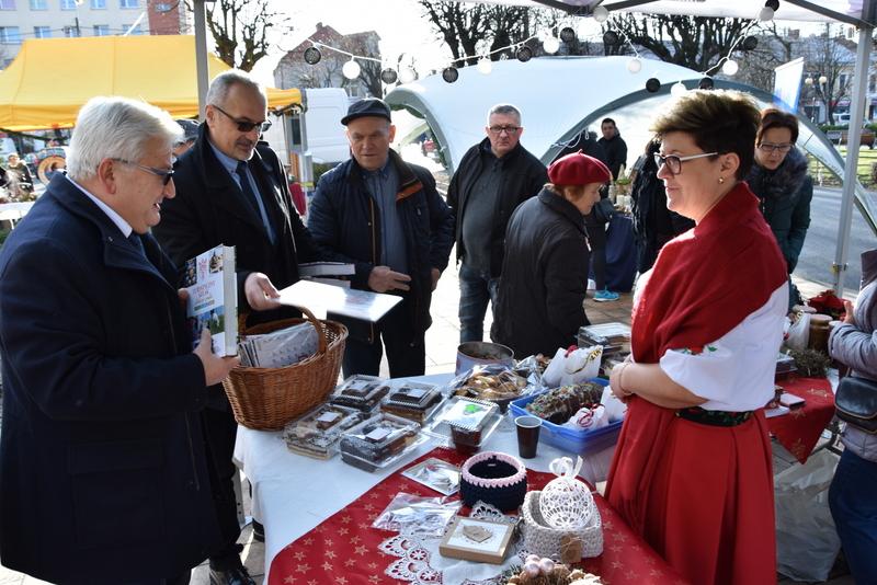 DSC 0414 Relacja z V Kiermaszu Bożonarodzeniowego w Dąbrowie Tarnowskiej