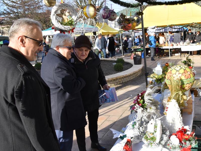 DSC 0458 Relacja z V Kiermaszu Bożonarodzeniowego w Dąbrowie Tarnowskiej