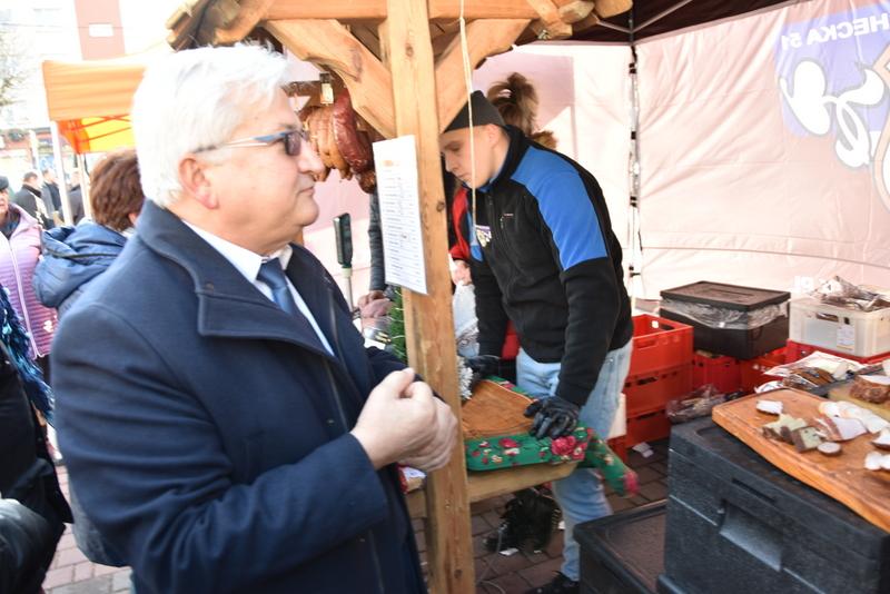 DSC 0477 Relacja z V Kiermaszu Bożonarodzeniowego w Dąbrowie Tarnowskiej
