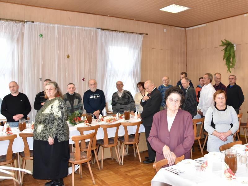 DSC 0485 Tradycyjna wigilia w dąbrowskiej Betanii