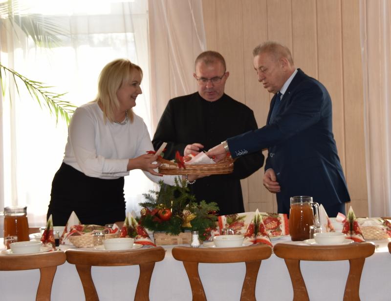 DSC 0493 Tradycyjna wigilia w dąbrowskiej Betanii