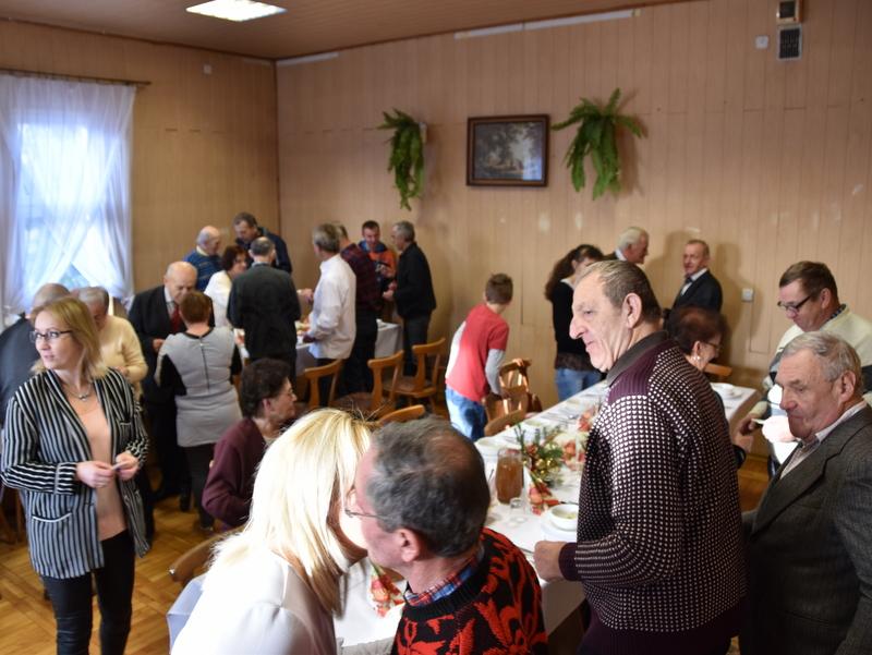 DSC 0503 Tradycyjna wigilia w dąbrowskiej Betanii