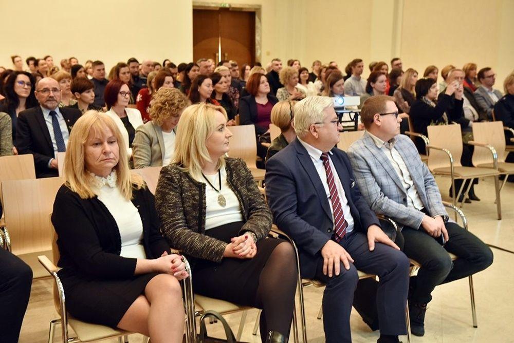 DSC 5353 Dąbrowa Tarnowska wyróżniona w wojewódzkim konkursie Małopolski Samorząd   Przeciw Przemocy