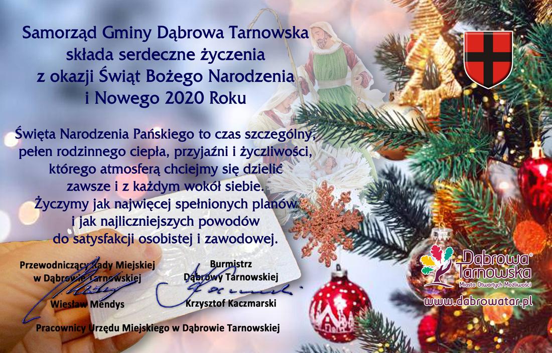 Kartka BN2019 UMDT Tajemnica Wigilii Bożego Narodzenia