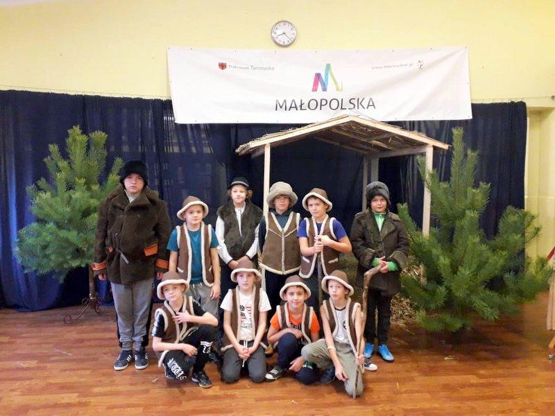 MK02 Międzypokoleniowe kolędowanie w Smegorzowie