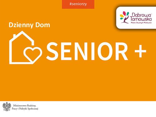 """Senior DD Dzienny Dom """"Senior +"""" w Dąbrowie Tarnowskiej po raz kolejny z ministerialnym dofinansowaniem"""