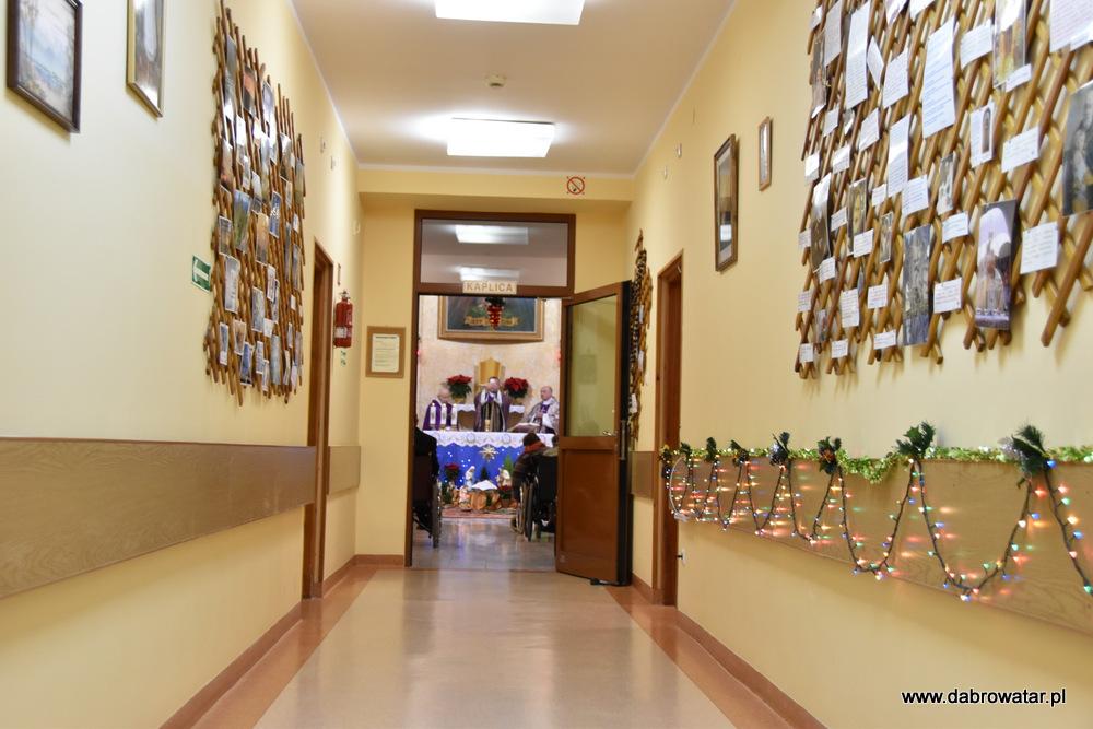 Wigilia Hospicjum DT 2019 1 Wigilia w DPS i Hospicjum im. Św. Brata Alberta Chmielowskiego