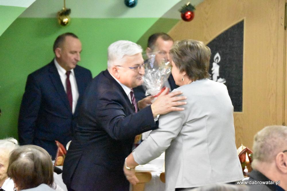 Wigilia Hospicjum DT 2019 23 Wigilia w DPS i Hospicjum im. Św. Brata Alberta Chmielowskiego