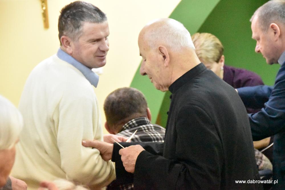 Wigilia Hospicjum DT 2019 28 Wigilia w DPS i Hospicjum im. Św. Brata Alberta Chmielowskiego