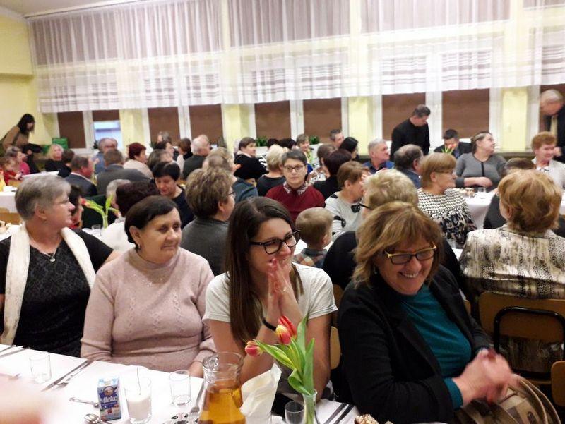 20200122 1523171 Smęgorzowskie spotkanie opłatkowe dla babć i dziadków