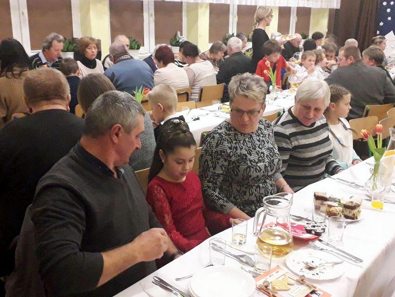 20200122 163555 Smęgorzowskie spotkanie opłatkowe dla babć i dziadków