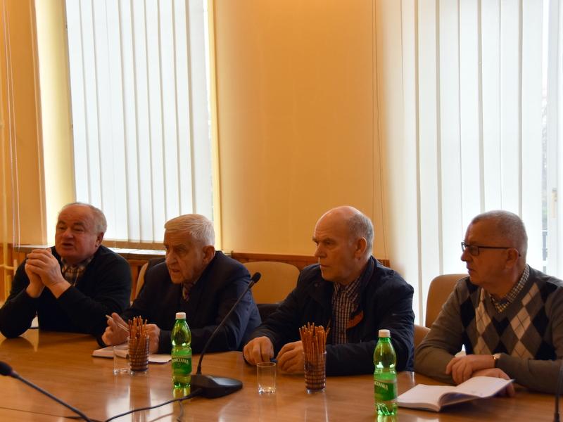 DSC 0779 Spotkanie Burmistrza Dąbrowy Tarnowskiej z sołtysami