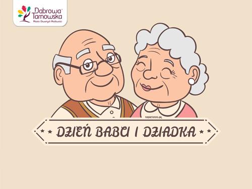 Dzień Babci i Dziadka <cent />21   22 stycznia – Dzień Babci i Dzień Dziadka<br>Życzenia od Samorządu Gminnego</center>