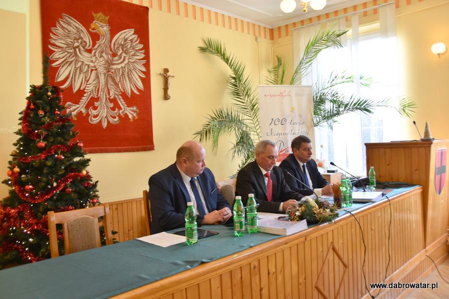 Sesja RMDT 30 12 2019 6 Gmina Dąbrowa Tarnowska z nowym budżetem na 2020 r.