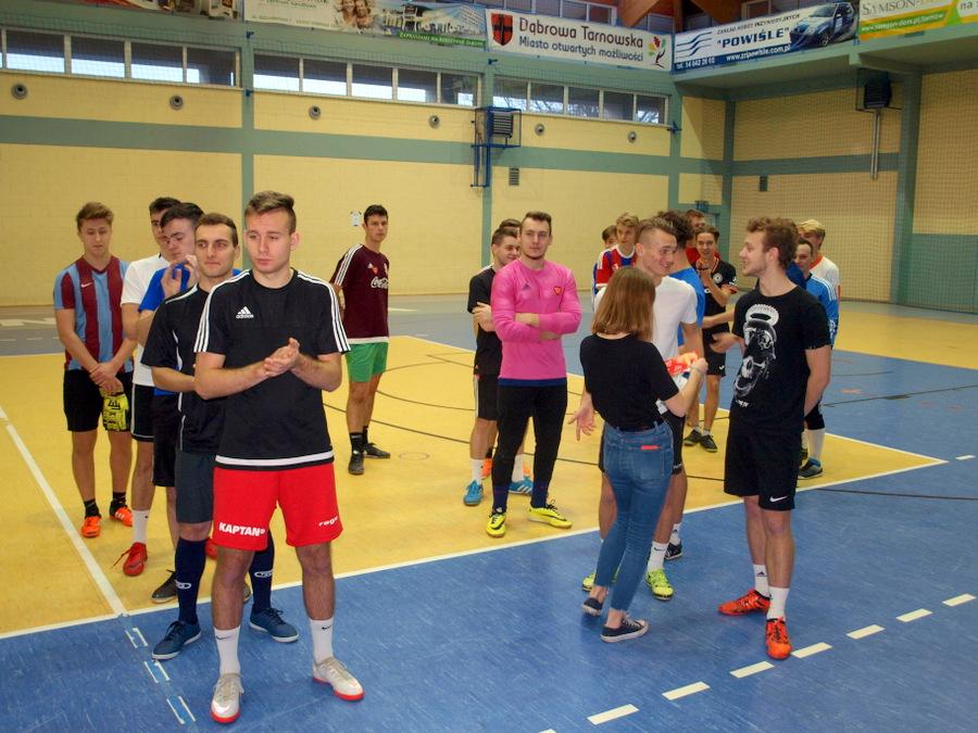 WOSP pilka nozna DT2020 3 Turniej piłki nożnej WOŚP w Dąbrowie Tarnowskiej