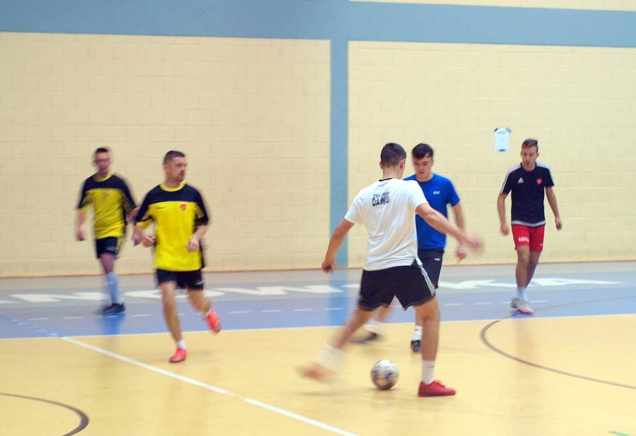 WOSP pilka nozna DT2020 4 Turniej piłki nożnej WOŚP w Dąbrowie Tarnowskiej