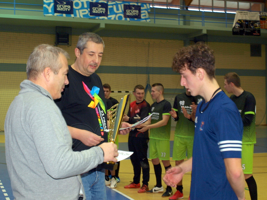 WOSP pilka nozna DT2020 7 Turniej piłki nożnej WOŚP w Dąbrowie Tarnowskiej