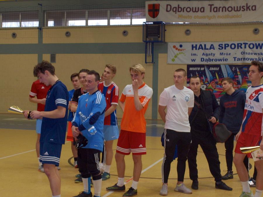 WOSP pilka nozna DT2020 9 Turniej piłki nożnej WOŚP w Dąbrowie Tarnowskiej