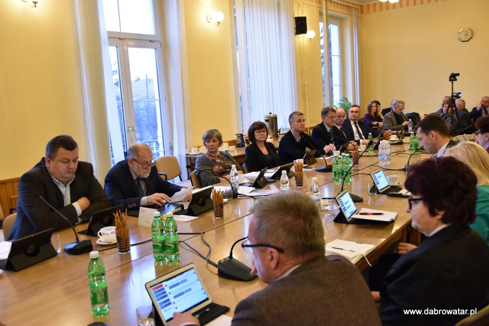 XVII SRMDT 10 01 2020 7 Radni obradowali na XVII Sesji Rady Miejskiej w Dąbrowie Tarnowskiej