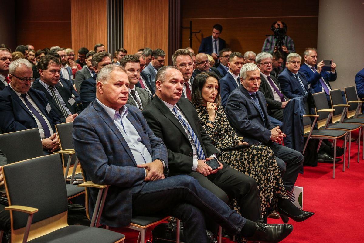 200203MIS011 Antysmogowa Konferencja Forum Wójtów, Burmistrzów i Prezydentów Małopolski z udziałem Burmistrza Dąbrowy Tarnowskiej