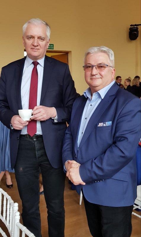 IMG 20200221 WA0000 Gmina Dąbrowa Tarnowska z wyróżnieniem Krakowskiego Parku Technologicznego