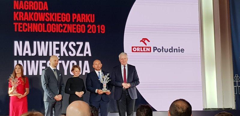 IMG 20200221 WA0004 Gmina Dąbrowa Tarnowska z wyróżnieniem Krakowskiego Parku Technologicznego