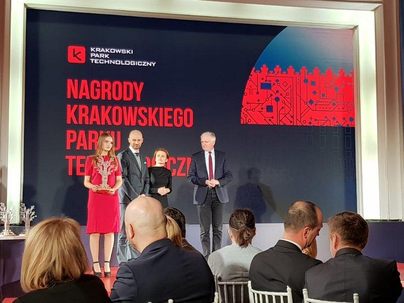 IMG 20200221 WA0005 Gmina Dąbrowa Tarnowska z wyróżnieniem Krakowskiego Parku Technologicznego