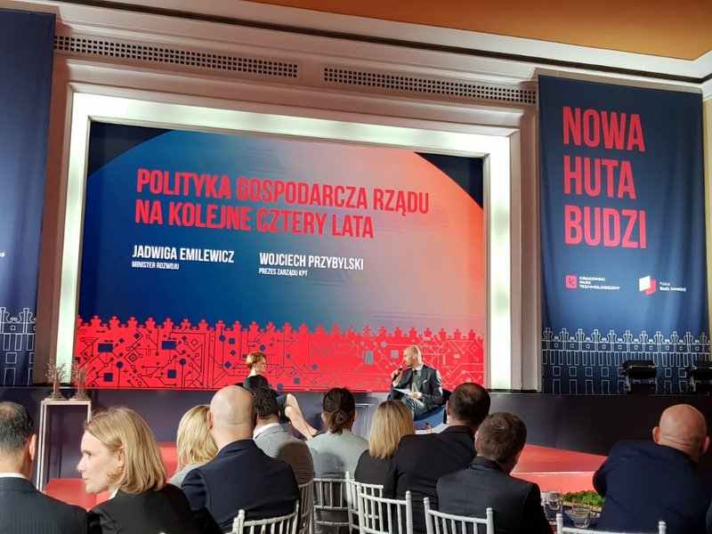 IMG 20200221 WA0006 Gmina Dąbrowa Tarnowska z wyróżnieniem Krakowskiego Parku Technologicznego