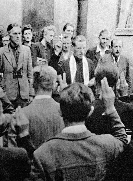 Przysięga AK 78 lat temu powstała Armia Krajowa – Armia Polskiego Państwa Podziemnego