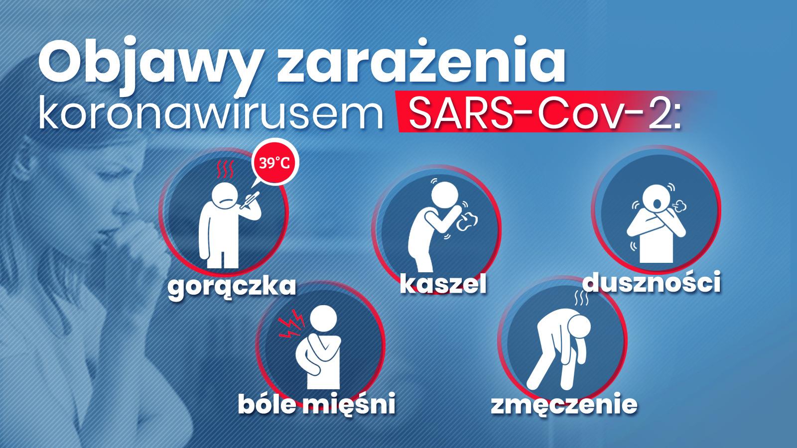 SARS CoV 2 <font color=r />Co musisz wiedzieć o koronawirusie SARS Cov 2<br>oraz<br>Informacje Głównego Inspektora Sanitarnego dla osób powracających z północnych Włoch, Chin, Korei Południowej, Iranu, Japonii, Tajlandii, Wietnamu, Singapuru i Tajwanu