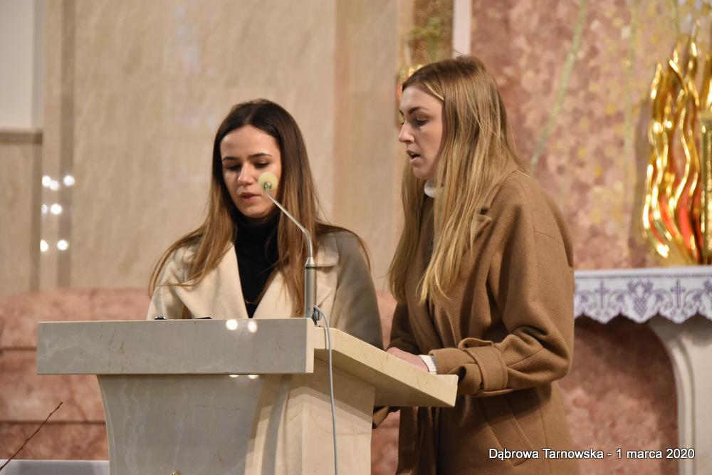 53 NDPŻW 1marca2020 128 Udział Gminy Dąbrowa Tarnowska w Powiatowych Obchodach Dnia Pamięci Żołnierzy Wyklętych