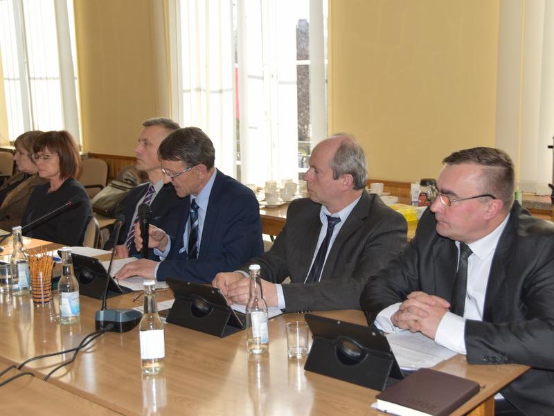 DSC 0280 XIX sesja Rady  Miejskiej w Dąbrowie Tarnowskiej