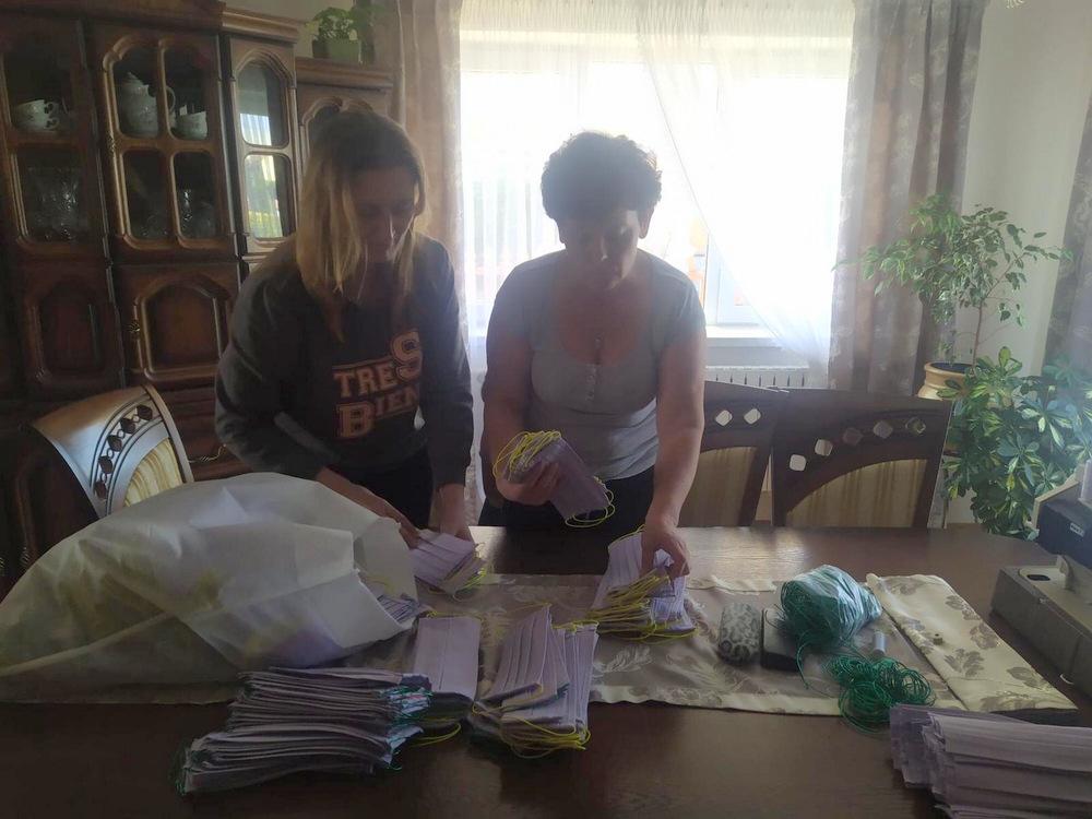 Narodowa kwarantanna Dąbrowa Tarnowska 2020 10 Podziękowania za działania wspierające walkę z COVID 19