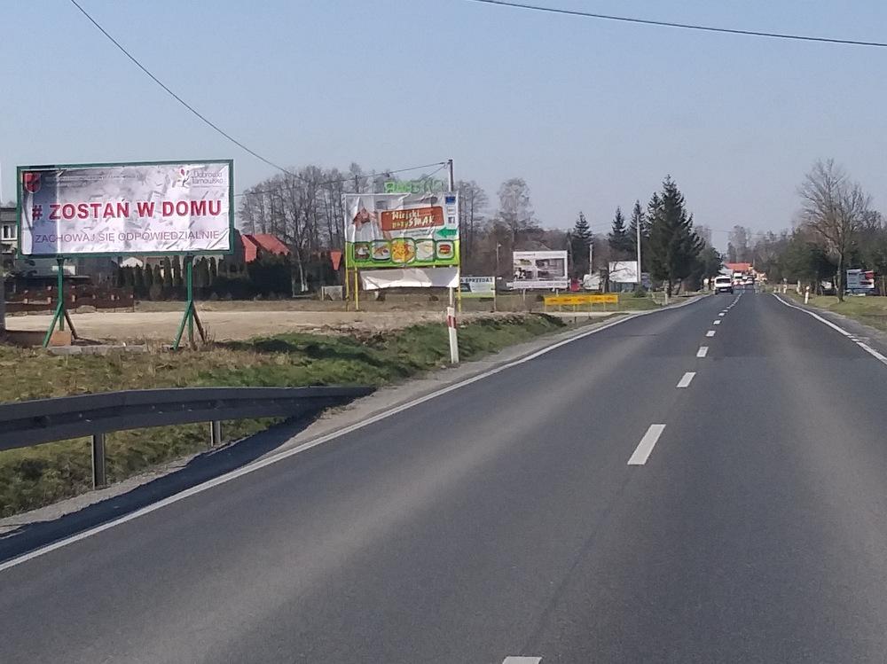 Narodowa kwarantanna Dąbrowa Tarnowska 2020 2 Podziękowania za działania wspierające walkę z COVID 19