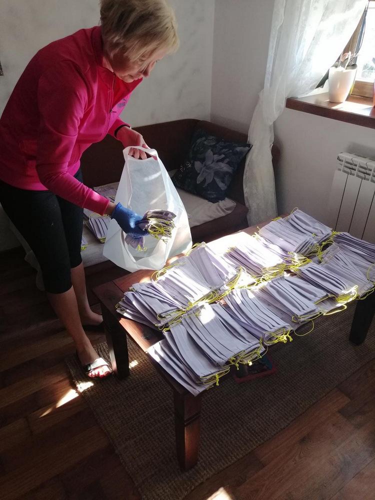 Narodowa kwarantanna Dąbrowa Tarnowska 2020 8 Podziękowania za działania wspierające walkę z COVID 19