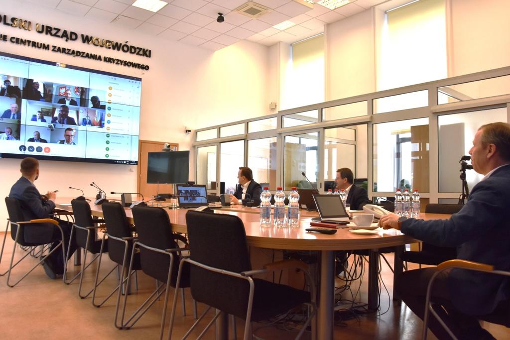 promesy FDS 4 Promesa z Funduszu Dróg Samorządowych na inwestycje drogowe w Dąbrowie Tarnowskiej