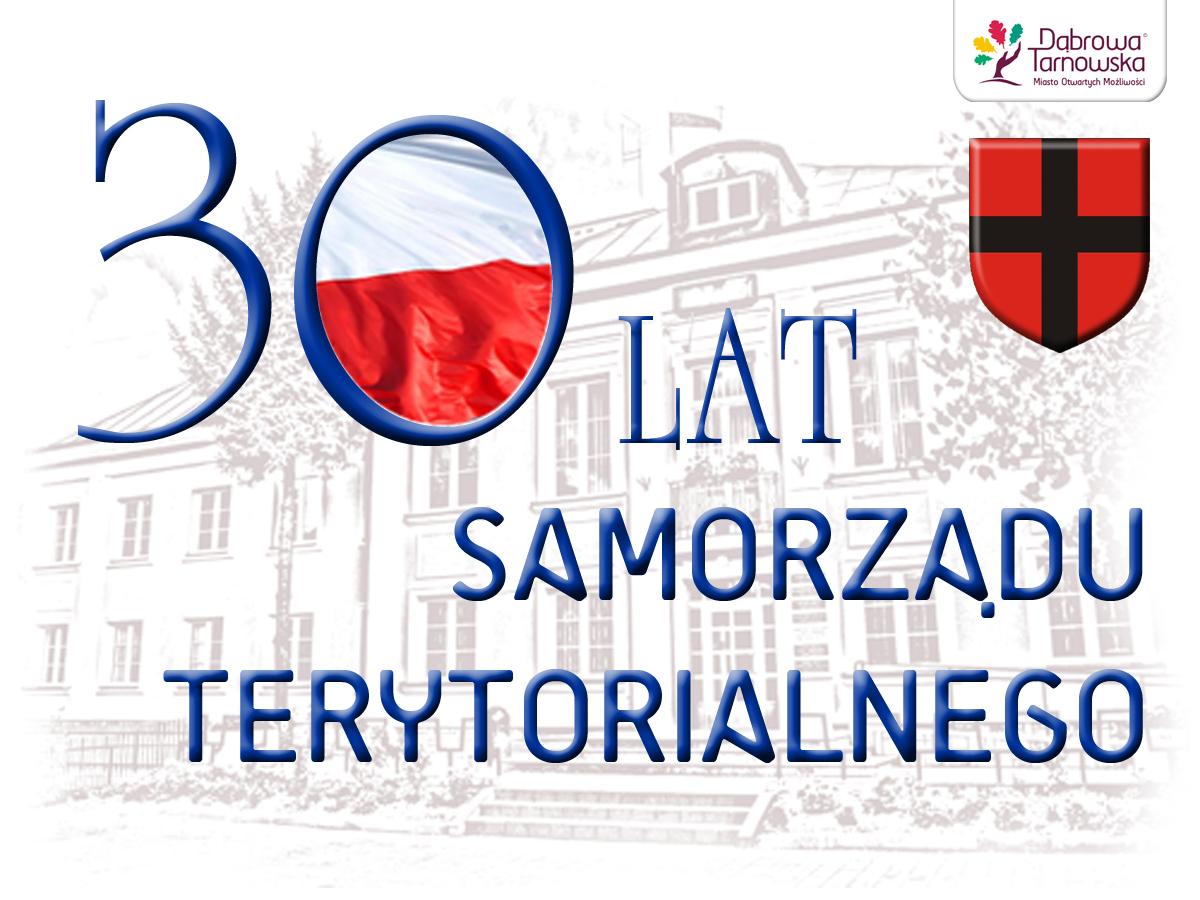 30LAT SAMORZĄDU TERYTORIALNEGO 2020 Dzień Samorządu Terytorialnego i 30. rocznica reformy samorządowej w Polsce