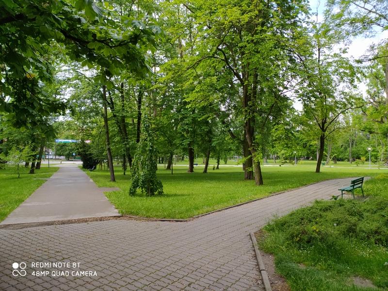 """IMG 20200529 091441 Planowana renowacja """"Placu Walczących o Niepodległą Polskę"""""""