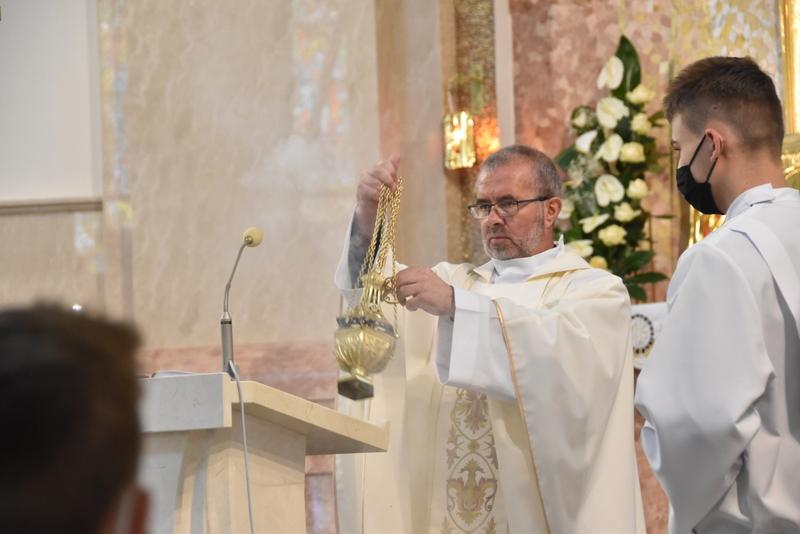 DSC 0063 Uroczystość Bożego Ciała – Najświętszego Ciała i Krwi Chrystusa