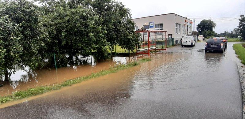 IMG 20200629 WA0026 Pogotowie przeciwpowodziowe na terenie gminy Dąbrowa Tarnowska