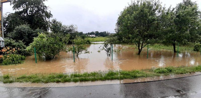 IMG 20200629 WA0032 Pogotowie przeciwpowodziowe na terenie gminy Dąbrowa Tarnowska