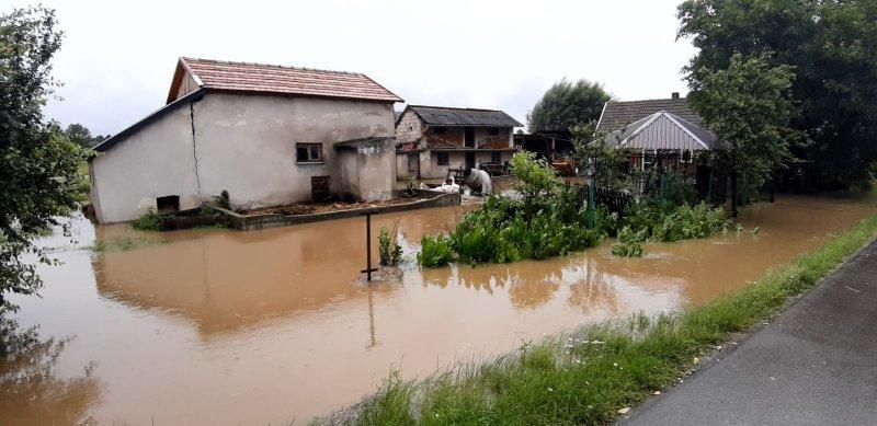 IMG 20200629 WA0035 Pogotowie przeciwpowodziowe na terenie gminy Dąbrowa Tarnowska
