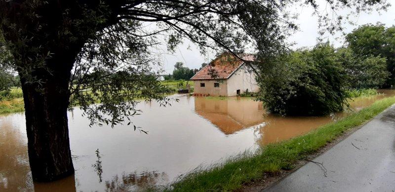 IMG 20200629 WA0036 Pogotowie przeciwpowodziowe na terenie gminy Dąbrowa Tarnowska