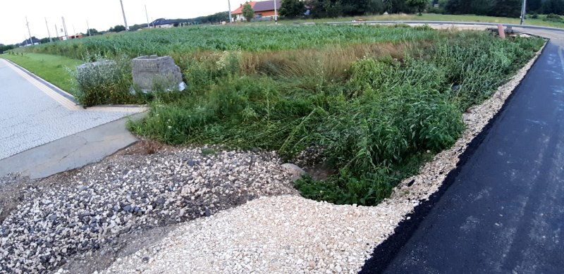 IMG 20200629 WA0047 Pogotowie przeciwpowodziowe na terenie gminy Dąbrowa Tarnowska