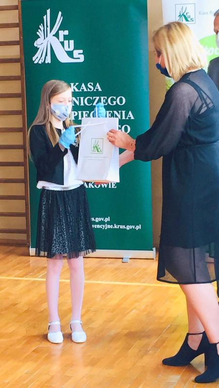 Konkurs KRUS LCh 2020 6 Finał etapu powiatowego X edycji Ogólnopolskiego Konkursu Plastycznego dla dzieci organizowanego przez Kasę Rolniczego Ubezpieczenia Społecznego